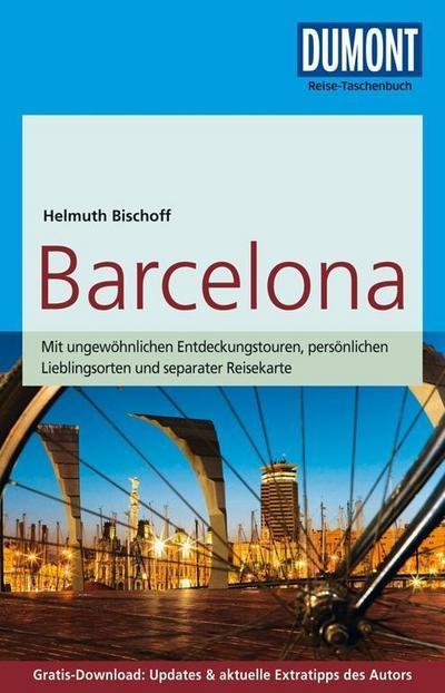 DuMont Reise-Taschenbuch Reiseführer Barcelona: mit Online-Updates als Gratis-Download