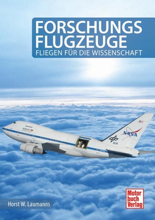 NEU Forschungsflugzeuge Horst W Laumanns 037427
