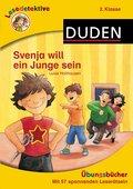Lesedetektive Übungsbücher - Svenja will ein  ...
