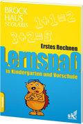 Brockhaus Scolaris Lernspaß in Kindergarten und Vorschule: Erstes Rechnen