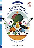 The Town Mouse and the Country Mouse. Buch + Multi-ROM