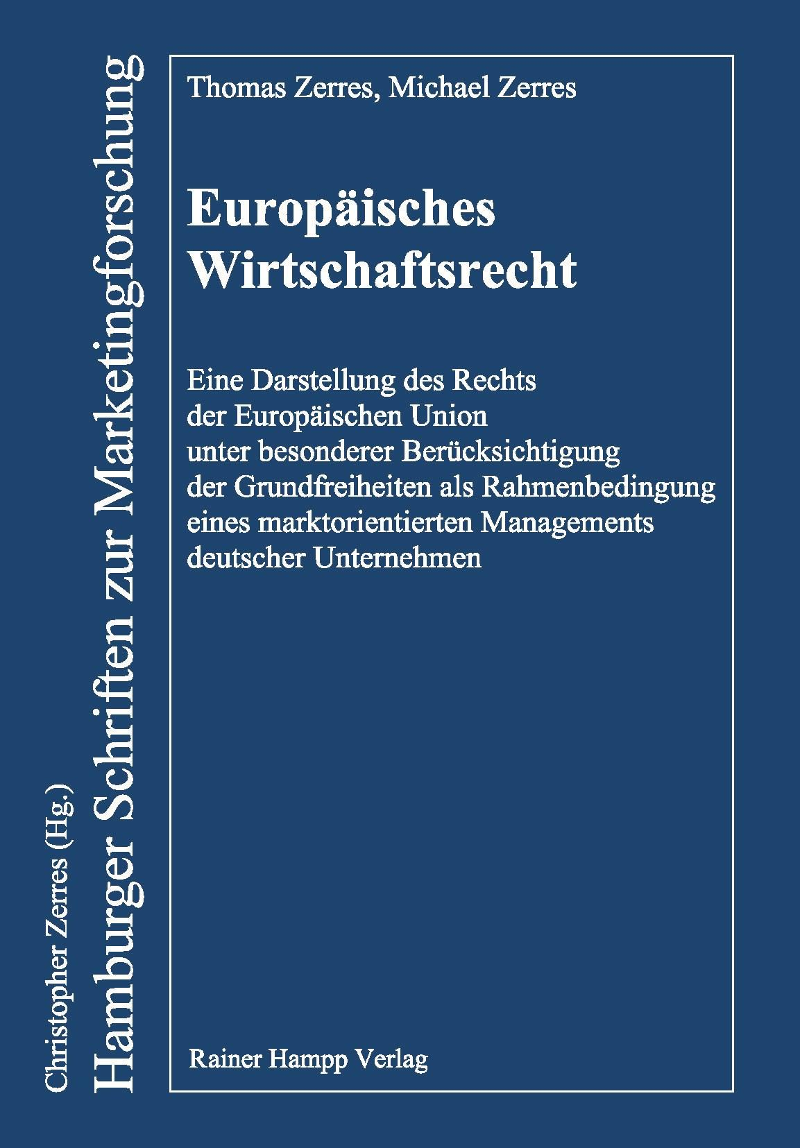Europaeisches-Wirtschaftsrecht-Thomas-Zerres