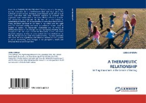A-THERAPEUTIC-RELATIONSHIP-LORNA-BROWN-9783838346052