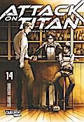 Attack on Titan, Band 14