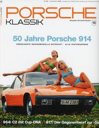 Porsche Klassik 1/19 Nr. 15