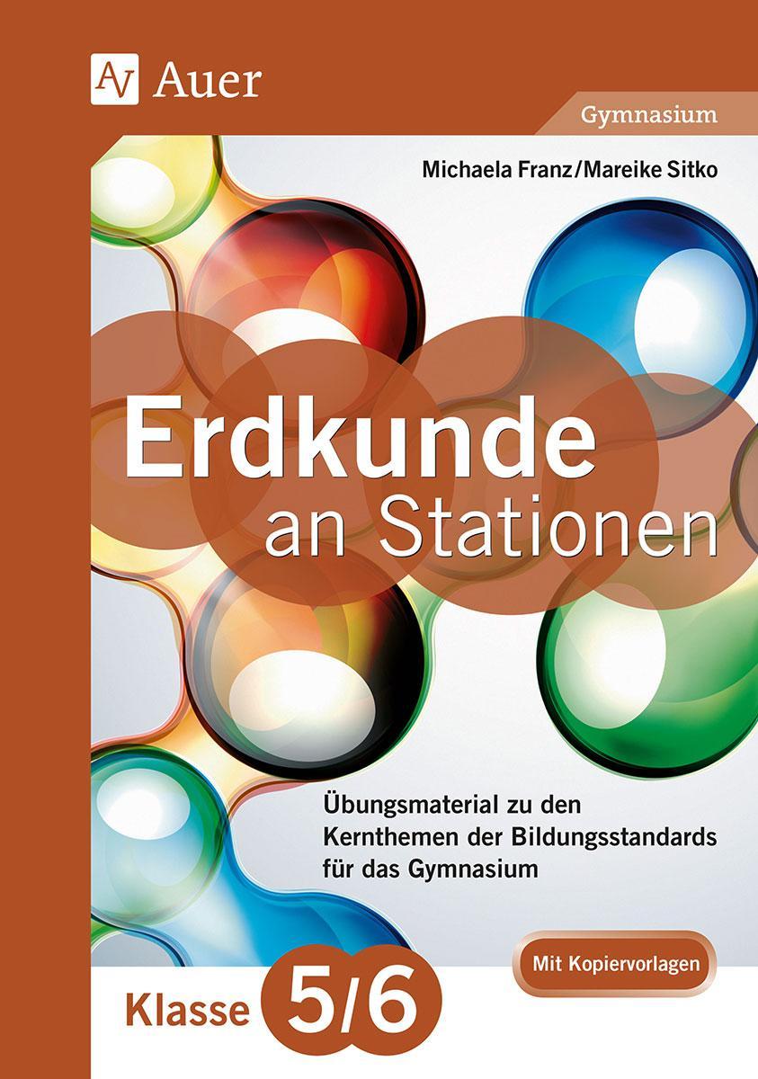 Erdkunde-an-Stationen-5-6-Gymnasium-Michaela-Franz