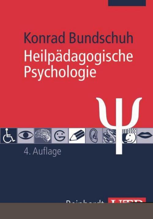 NEU Heilpädagogische Psychologie Konrad Bundschuh 216450