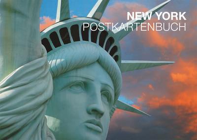Postkartenbuch New York