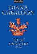 Feuer und Stein: Roman (Die Highland-Saga, Ba ...