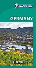 Michelin The Green Guide Germany; MICHELIN Gr ...