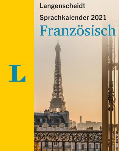 Sprachkalender Französisch 2021