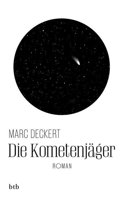 die-kometenjager-roman
