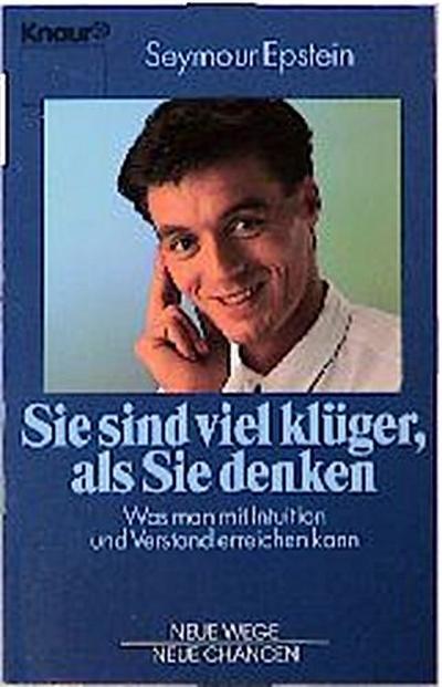 sie-sind-viel-kluger-als-sie-denken, 4.72 EUR @ rheinberg