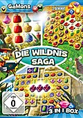 GaMons - Die Wildnis Saga. Für Windows Vista/7/8/8.1/10