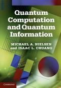 Quantum Computation and Quantum Information:  ...