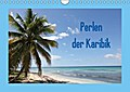 Perlen der Karibik (Wandkalender immerwährend DIN A4 quer)