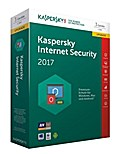 Kaspersky Internet Security 2017 3 Lizenzen U ...