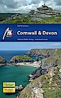 Cornwall & Devon: Reisehandbuch mit vielen pr ...