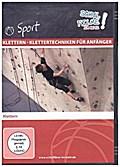 Klettern - Klettertechniken für Anfänger, 1 DVD