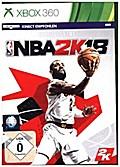 NBA 2K18, 1 Xbox360-DVD