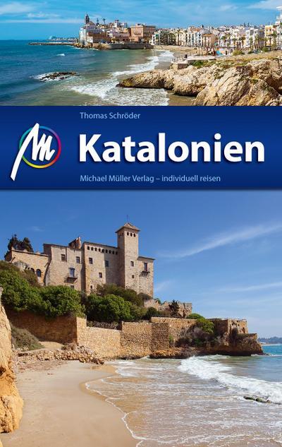 Katalonien: Reiseführer mit vielen praktischen Tipps.