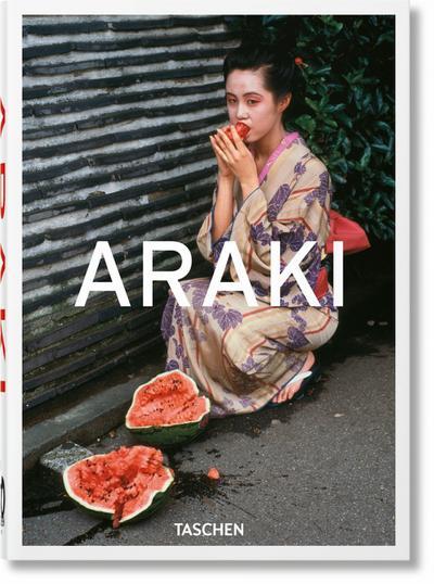 Araki. 40th Anniversary Edition (QUARANTE)