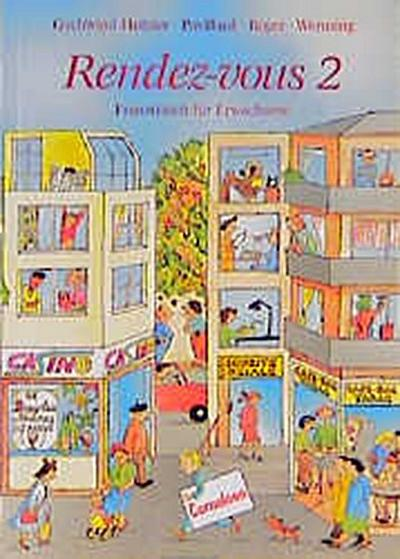 rendez-vous-bisherige-ausgabe-rendez-vous-bd-2-lehrbuch, 2.62 EUR @ regalfrei-de