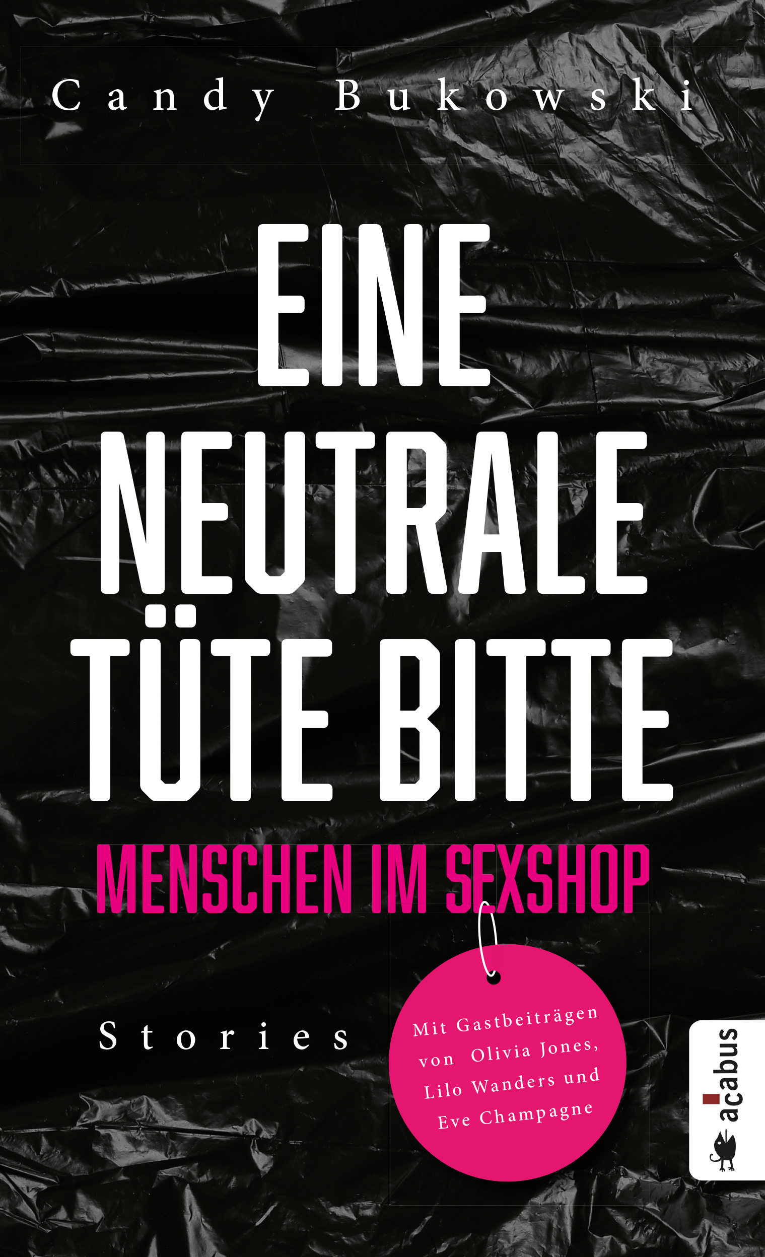 Praktisch Neu Eine Neutrale Tüte Bitte Bücher Menschen Im Sexshop Candy Bukowski 826971