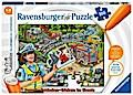 tiptoi® Puzzlen, Entdecken, Erleben (Kinderpuzzle), Im Einsatz