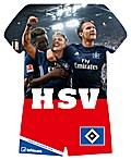 HSV Hamburger SV Trikotkalender 2018