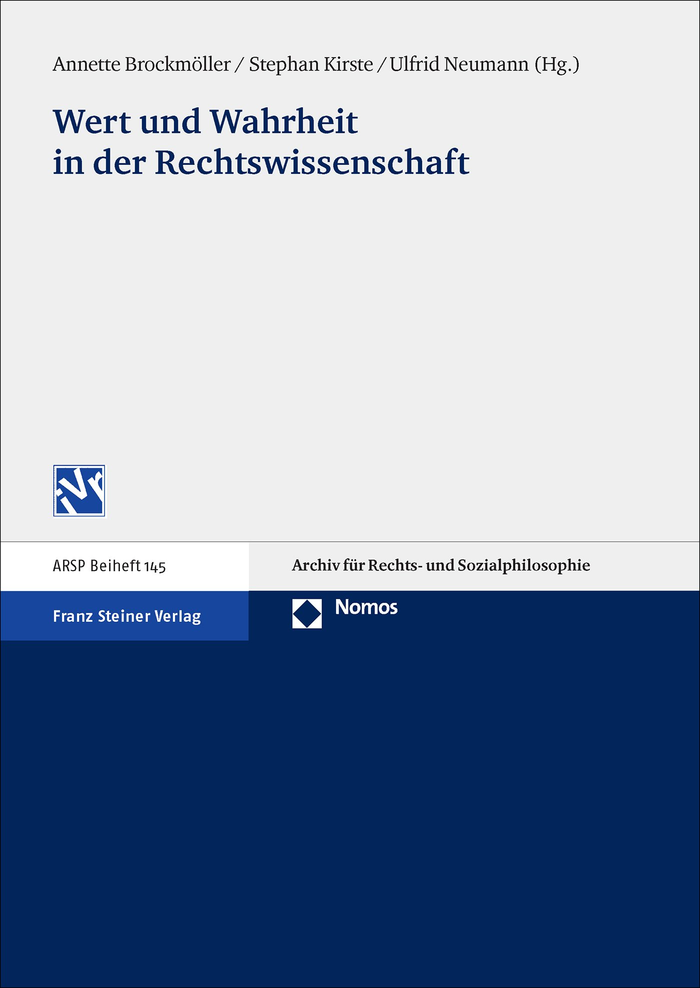 Wert-und-Wahrheit-in-der-Rechtswissenschaft-Annette-Brockmoeller