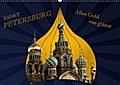 9783665915391 - Hermann Koch: St. Petersburg - Alles Gold was glänzt (Wandkalender 2018 DIN A2 quer) - Prunk und Pracht der Zaren in St. Petersburg (Monatskalender, 14 Seiten ) - کتاب