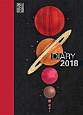 Science Museum Desk Diary 2018
