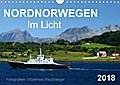 9783665894733 - Gabriele Rechberger: Nordnorwegen im Licht (Wandkalender 2018 DIN A4 quer) - Nordnorwegen im Licht: eine fotografische Reise durch die magische Küstenlandschaft Nordnorwegens (Monatskalender, 14 Seiten ) - Book