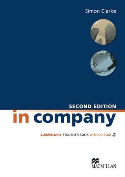 in-company-second-edition-elementary-in-company-elementary-student-s-book-cef-level-a1-a2-inc