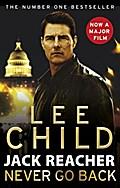 Jack Reacher: Never Go Back, Film Tie-In. Die Gejagten, englische Ausgabe