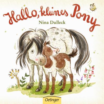 Hallo, kleines Pony!