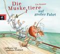 Die Muskeltiere auf großer Fahrt: Band 2 (Die ...