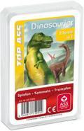 Dinosaurier, Quartett (Kartenspiel)