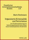 Organisierte Kriminalität und Terrorismus