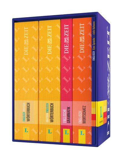 Zeit Edition Langenscheidt - Handbibliothek Englisch - Handbibliothek Englisch