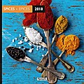 Aquarupella 2018 Spices/ Gewürze