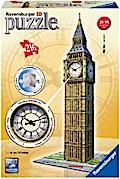 Big Ben mit Uhr (Puzzle)