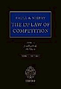 Faull and Nikpay: The EU Law of Competition