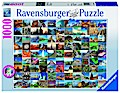 99 Beautiful Places on Earth (Puzzle)