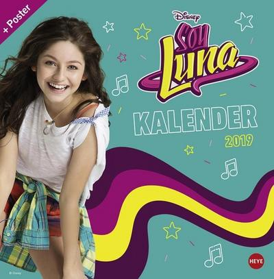 Soy Luna Broschurkalender - Kalender 2019 - Heye In Athesia Kalenderverlag Gmbh - Kalender, Deutsch, , ,