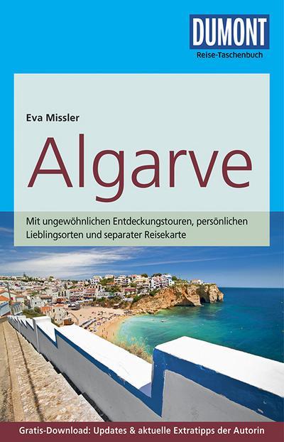 DuMont Reise-Taschenbuch Reiseführer Algarve: mit Online-Updates als Gratis-Download
