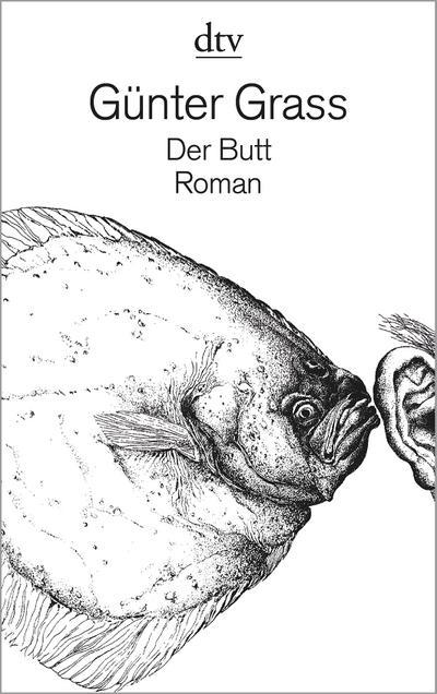 Der Butt: Roman (Gunter Grass)