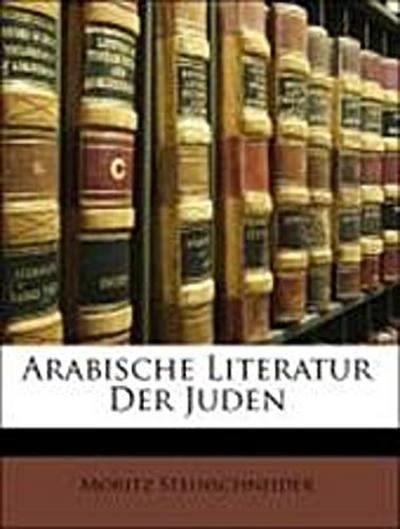 arabische-literatur-der-juden