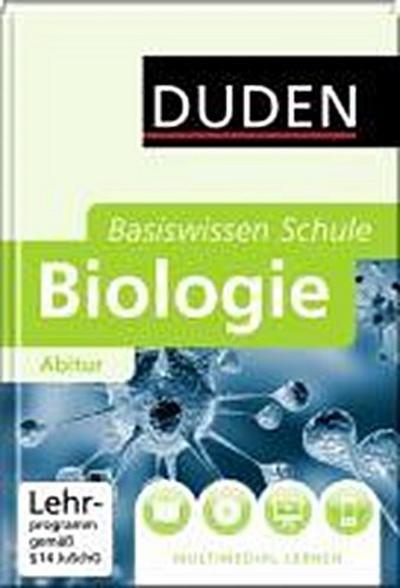 DUDEN Basiswissen Schule– Biologie –